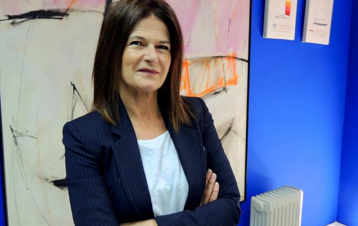 Cristina Vacas máxima responsable