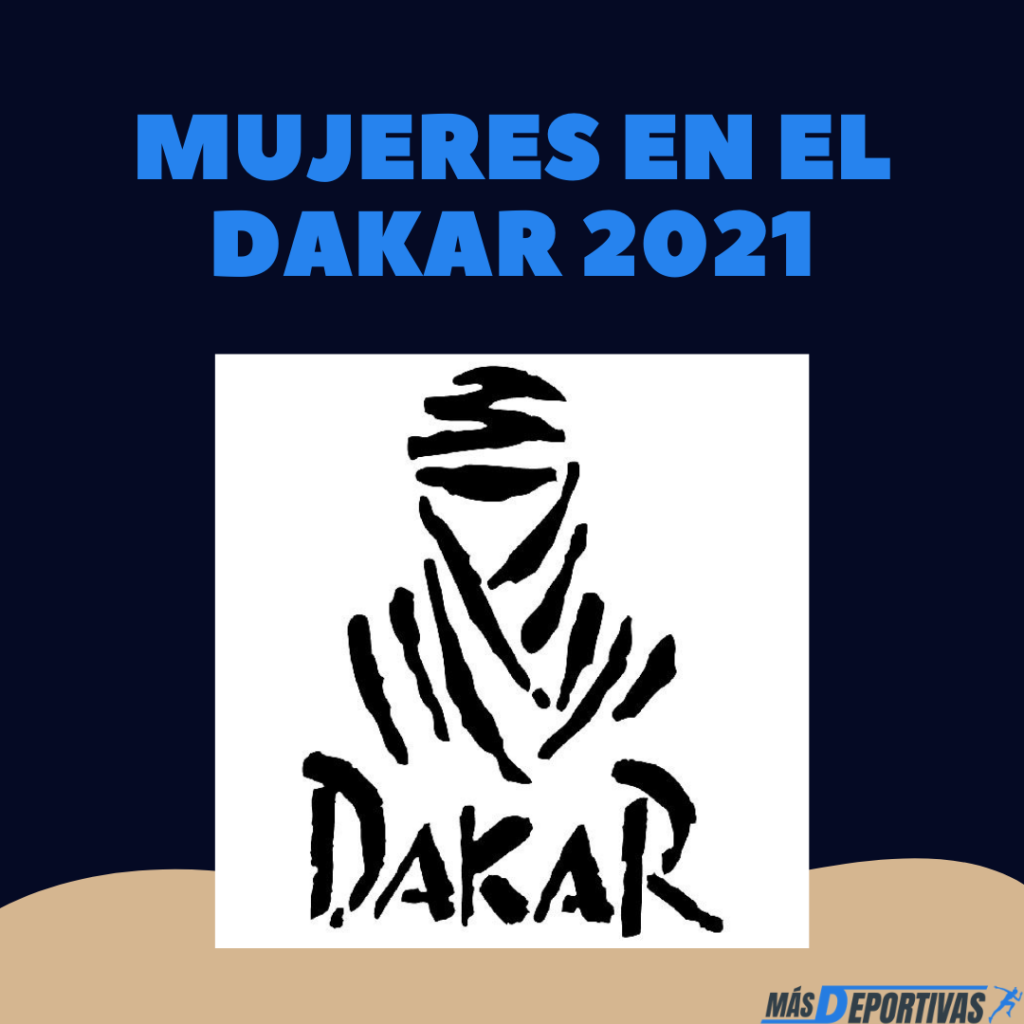 Mujeres en el Dakar 2021