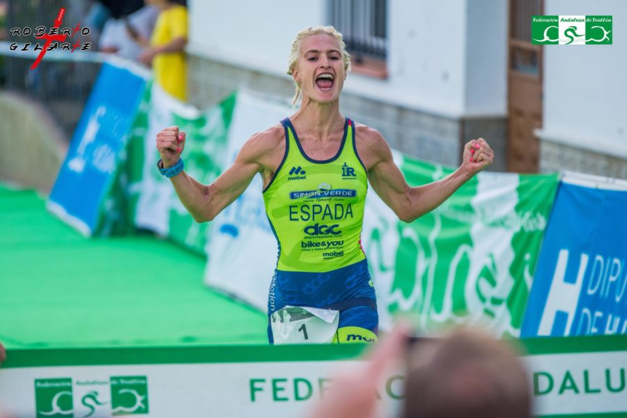 Rocío Espada Vázquez duatleta y triatleta