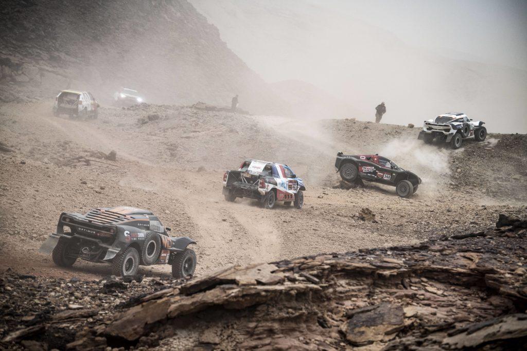 Ecuador del Dakar 2021 en su quinta etapa