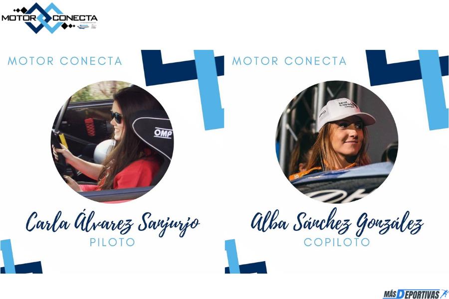Motor Conecta: liderazgo femenino de Carla Álvarez y Alba Sánchez