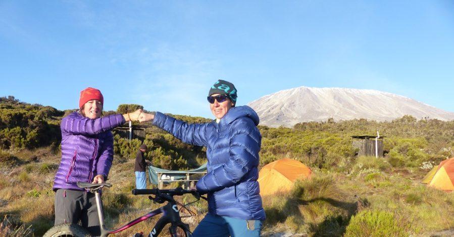 Reto solidario de mujeres: Kilimanjaro