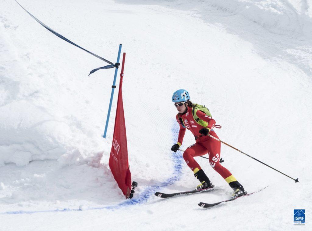 Marta García mejores sprinters