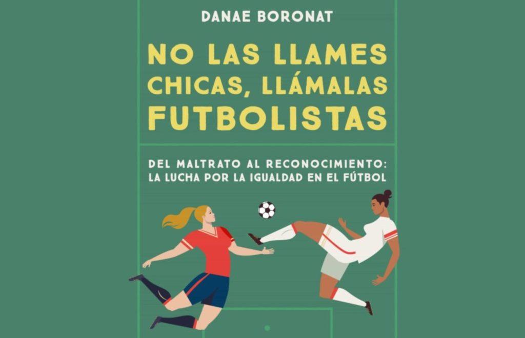 Danae Boronat fútbol Femenino portada de libro