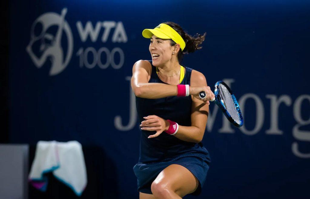 Muguruza Badosa Madrid Open