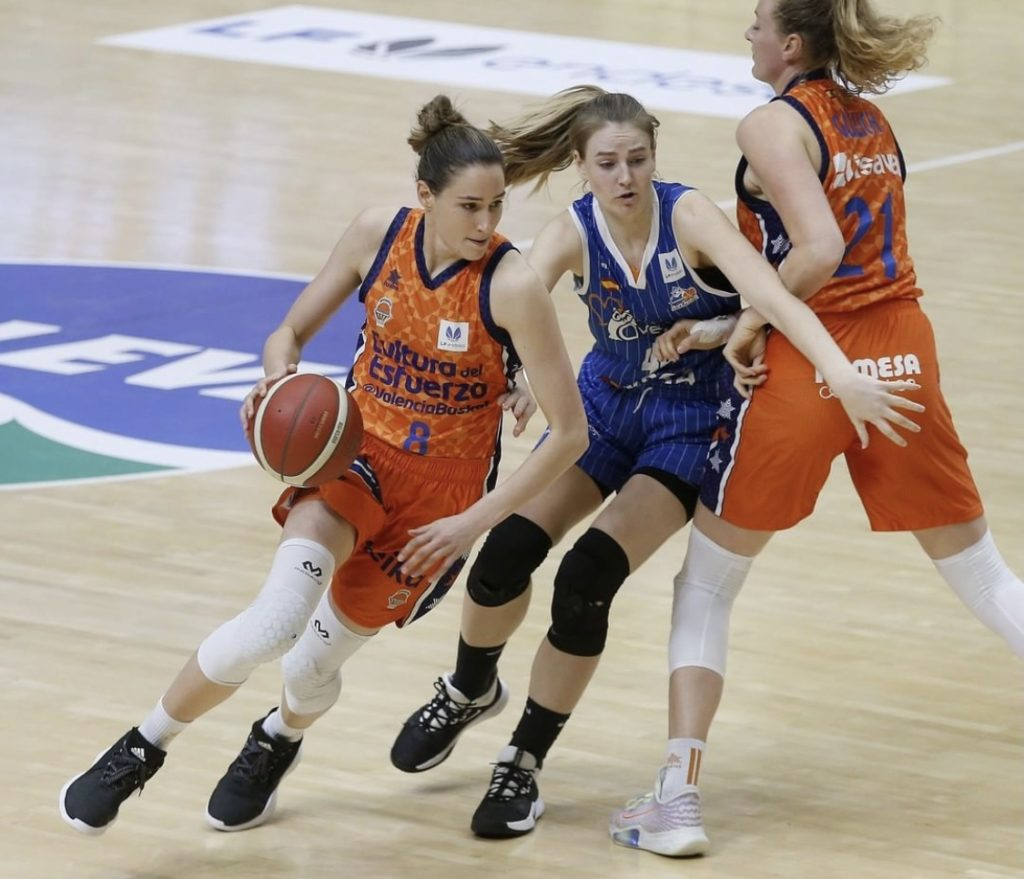 Perfumerías Avenida y Valencia Basket se enfrentan en la final de la Liga LF Endesa