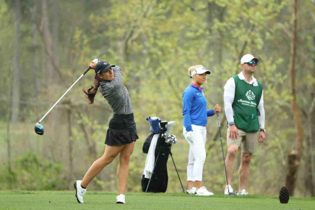 Ana Pelaez Augusta National Womans Amateur