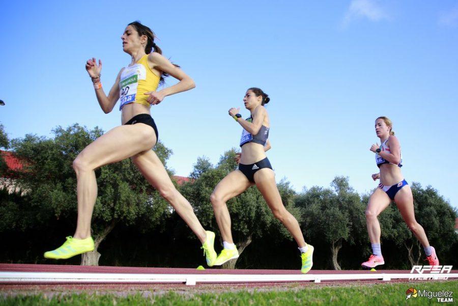 Victorias Campeonato España Atletismo