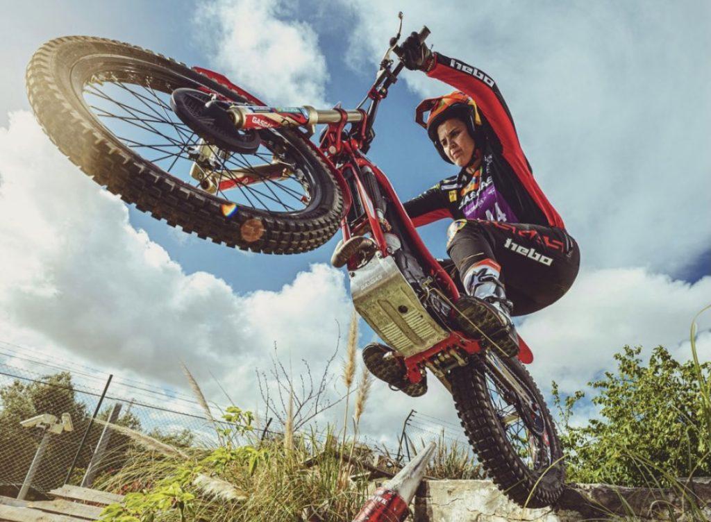 Laia Sanz anuncia su vuelta a las competiciones de Trial y Enduro