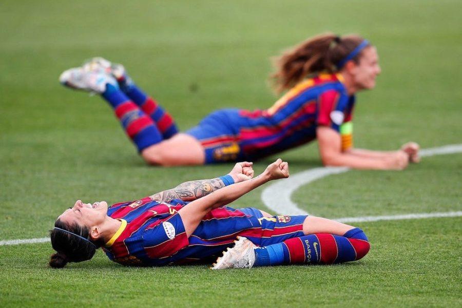 Final Champions FC Barcelona