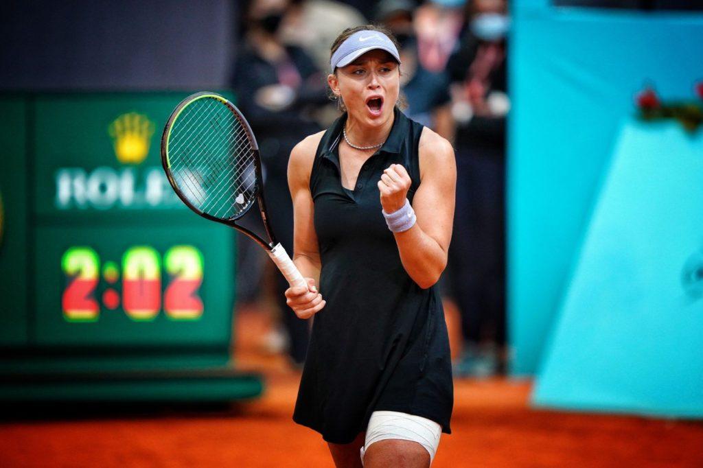 Paula Badosa Madrid Open
