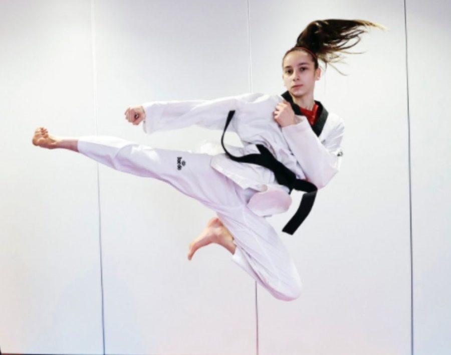 Adriana Cerezo clasificada para Tokio 2020