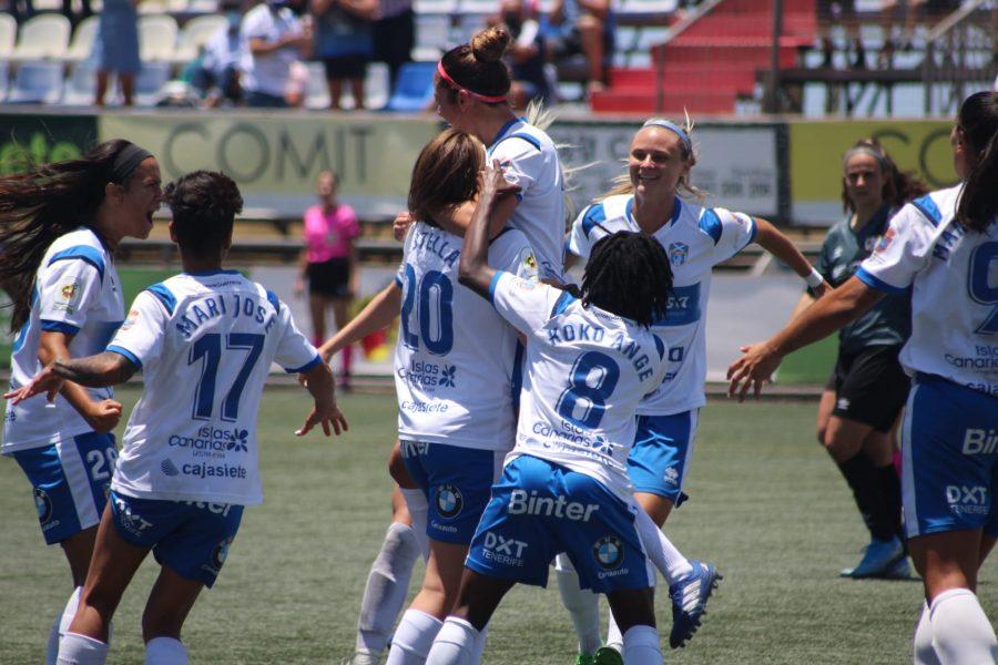 Jornada 33 Primera Iberdrola Gol Ana González UD Tenerife