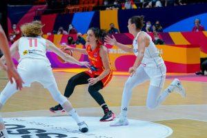 La campeona cae ante Servia