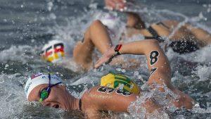 Paula Ruiz Bravo Juegos Olímpicos
