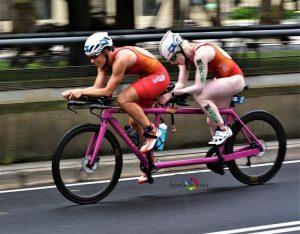 Las paratriatletas españolas dan un paso de gigante hacia los Juegos Paralímpicos de Tokio