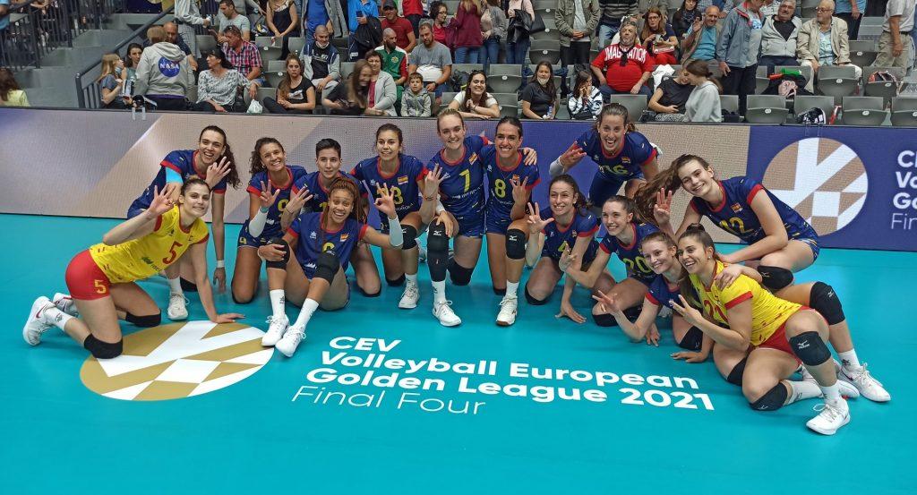 Bronce de la European Golden League