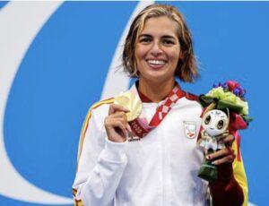 Michelle Alonso Medalla de Oro en Tokio 2020