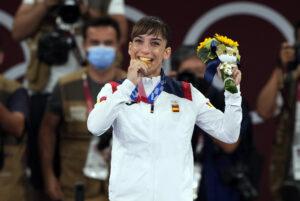 Sandra Sánchez Oro Olímpico (COE)