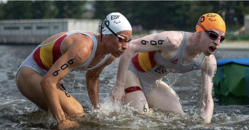 Susana Rodríguez y su guía Sara Loehr consiguen medalla de oro en Tokio 2020