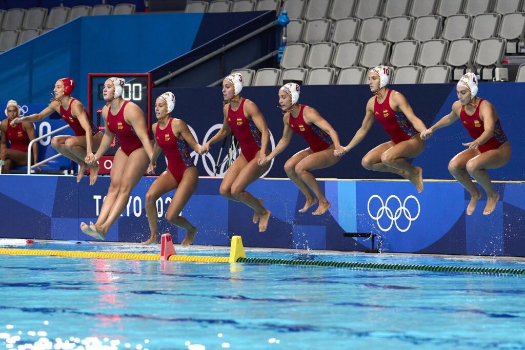 La selección de waterpolo da el salto para la medalla olímpica en Tokio 2020 (COE)