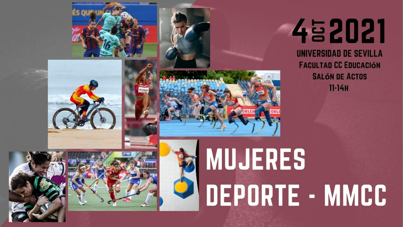Mujeres, Deporte y Medios de Comunicación (puedes seguir en Streaming)