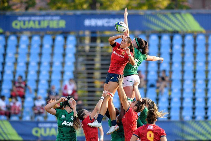 Leonas vencen a Irlanda en el World Rugby